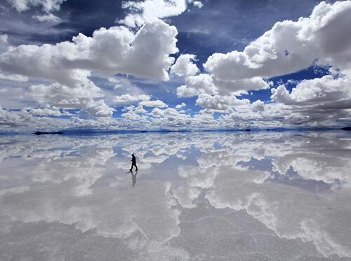 1. Salar de Uyuni GÇô Potosi¦ü_Oruro, Bolivia