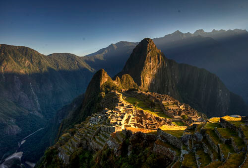 10. Machu Picchu GÇô Machupicchu District, Peru