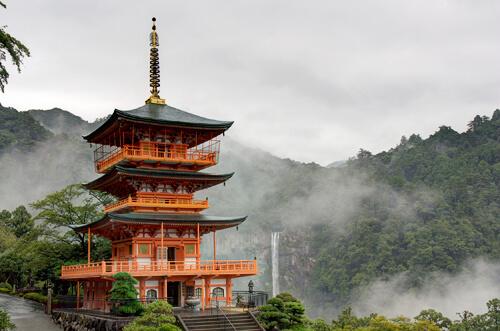 16. Kumano Kodo¦ä - Kii Peninsula, Japan