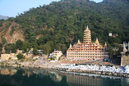 17. Rishikesh GÇô Uttarakhand, India