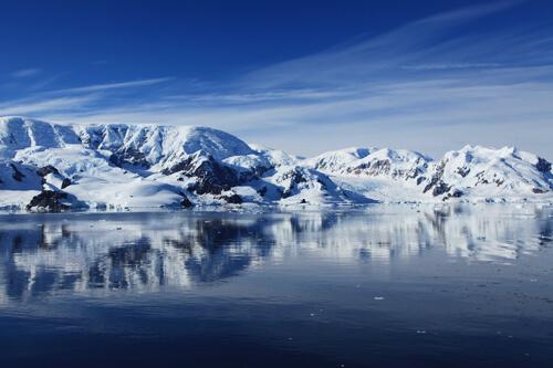 19. Paradise Harbor GÇô Antarctic Peninsula, Antarctica