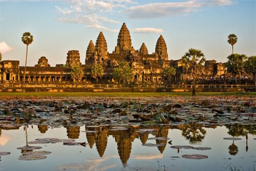 20. Angkor Wat GÇô Angkor, Cambodia