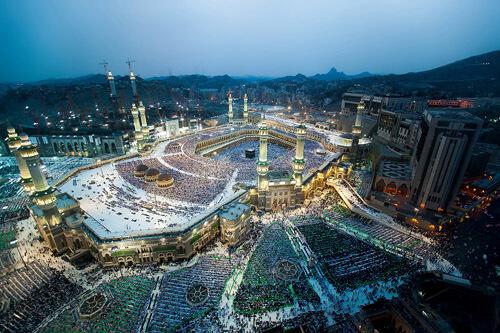 26. Makkah GÇô Hejaz, Saudi Arabia