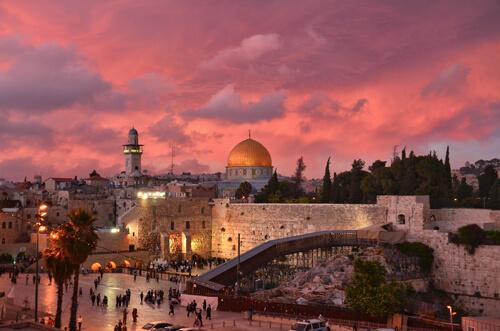 32. Western Wall_Temple Mount GÇô Jerusalem, Israel_Palestine