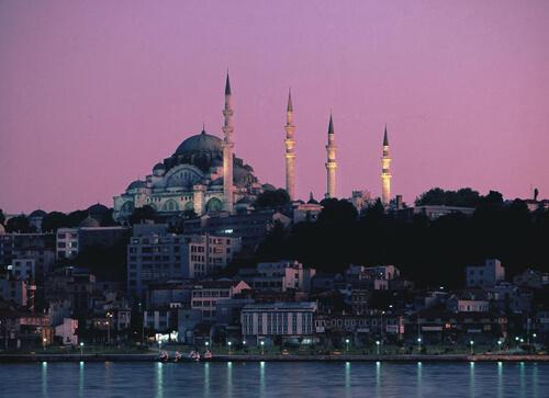 35. Su¦êleymaniye Mosque GÇô Istanbul, Turkey
