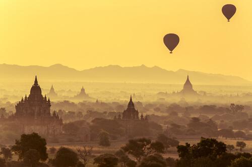 38. Bagan GÇô Mandalay Region, Myanmar
