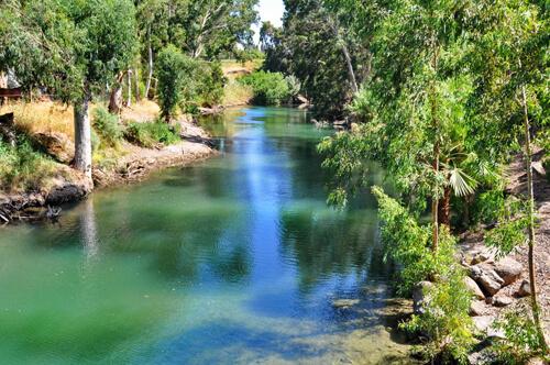 39. Jordan River GÇô Israel_Palestinian Territories_Jordan