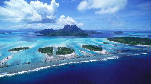 4. Gala¦üpagos Islands GÇô Pacific Ocean, Ecuador