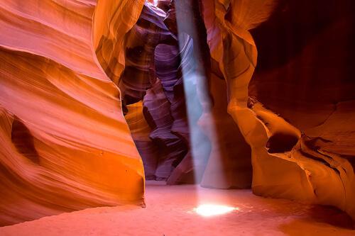 41. Antelope Cavern GÇô Navajo Nation, Arizona