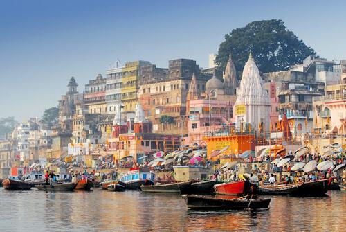 45. Varanasi GÇô Uttar Pradesh, India