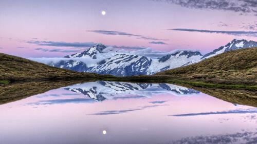 49. Mount Aspiring National Park GÇô South Island, New Zealand