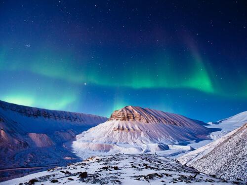 5. Svalbard GÇô Arctic Ocean, Norway