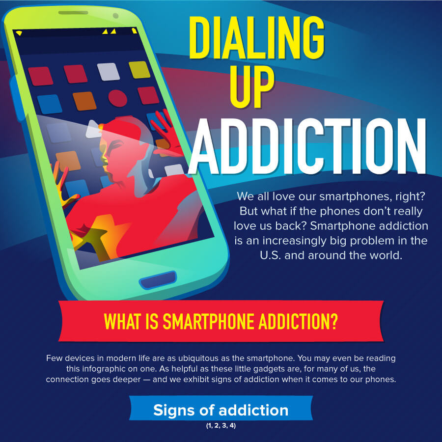 Dialing Up Addiction