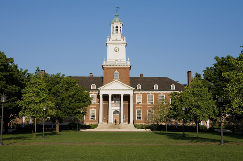 Johns Hopkins University Best Counseling Graduate Degrees Maryland