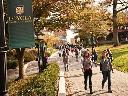 Loyola University Maryland Best Counseling Graduate Degrees