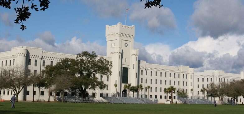 The Citadel Best Counseling Graduate Degrees South Carolina