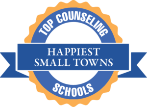 top-counseling-schools-happiest-small-towns