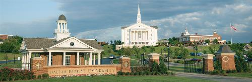 Dallas Baptist University Top Christian Colleges for Counseling