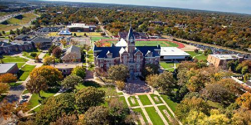 Friends University Top Christian Colleges for Counseling