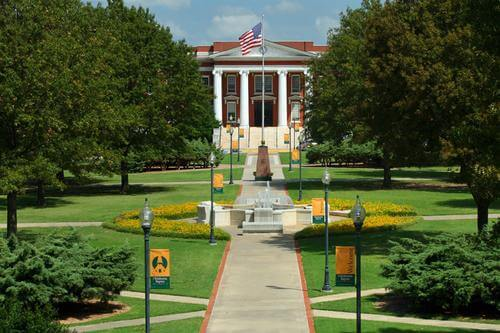 Oklahoma Baptist University Top Christian Colleges for Counseling